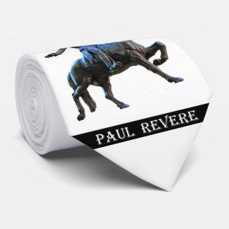 Paul Revere (Massachusetts) Tie