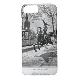 Paul Revere's Ride. 1775_War Image iPhone 8/7 Case