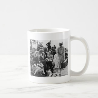 Paul Robeson and Friends 1940s Mugs