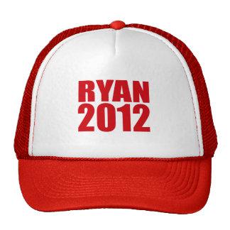 PAUL RYAN 2012 (Bold) Trucker Hat