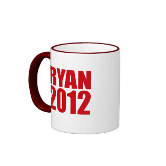 PAUL RYAN 2012 (Bold) Coffee Mugs