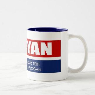 Paul Ryan 2012 Two-Tone Mug