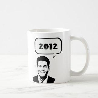 Paul Ryan 2012 Basic White Mug