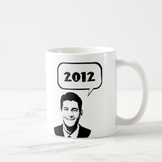 Paul Ryan 2012 Classic White Coffee Mug