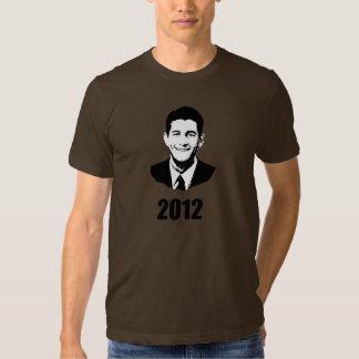 Paul Ryan 2012 T-shirt