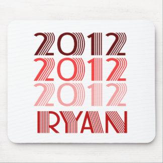 PAUL RYAN 2012 VINTAGE MOUSE PAD