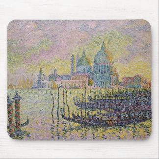Paul Signac- Grand Canal (Venise) Mouse Pad