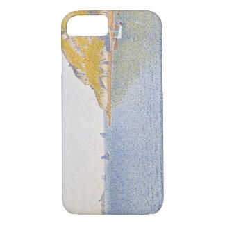 Paul Signac - Port of Saint-Cast iPhone 7 Case
