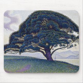 Paul Signac - The Bonaventure Pine Mouse Pad