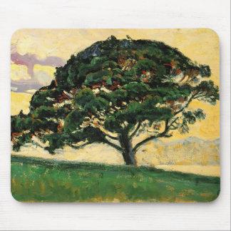 Paul Signac- The Bonaventure Pine Mouse Pads