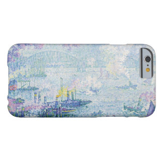 Paul Signac - The Port of Rotterdam Barely There iPhone 6 Case