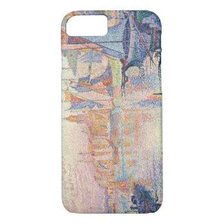 Paul Signac - The Port of Saint-Tropez iPhone 7 Case