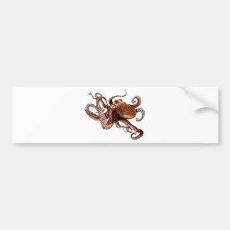 Paul The Octopus Bumper Sticker