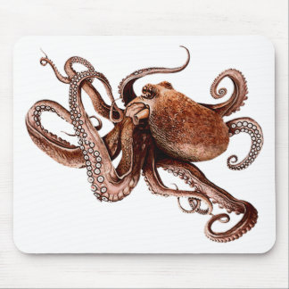Paul The Octopus Mouse Mat