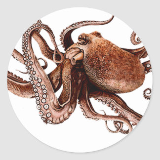 Paul The Octopus Stickers