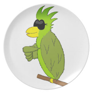 Paulie Plate