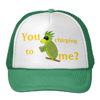 Paulie Trucker Hats