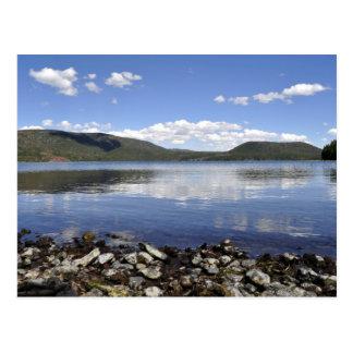 Paulina Lake Postcard