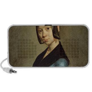 Pauline Ono  in Blue, 1841-42 Laptop Speakers