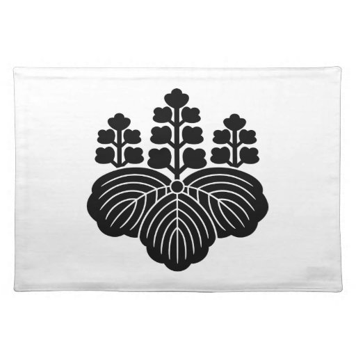 Paulownia with 5&7 blooms placemat