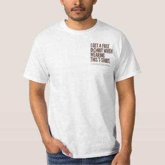 Paul's Free Donut Light T-Shirt