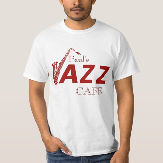 Paul's Jazz Cafe - shirt