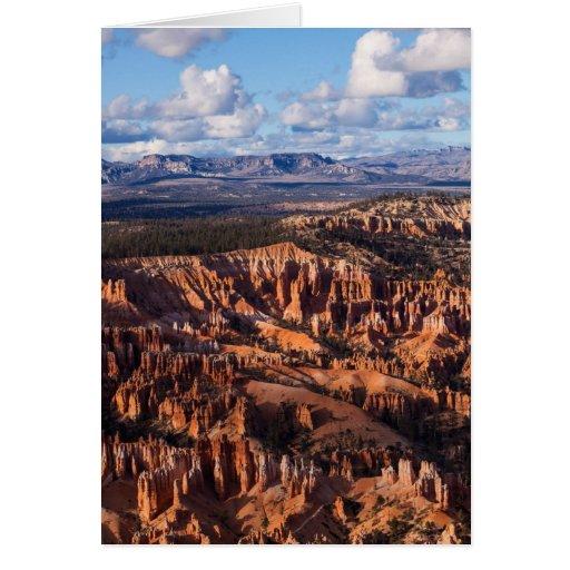 Paunsaugunt Plateau Greeting Cards