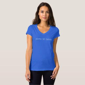 pave it blue T-Shirt