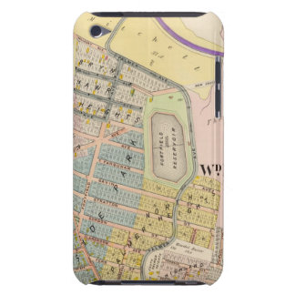 Paved and Unpaved Railroads iPod Touch Cases