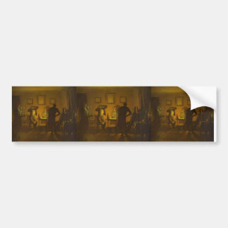 Pavel Fedotov- Gamblers Bumper Stickers
