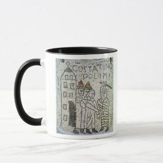 Pavement of St. John the Evangelist Mug