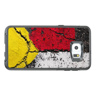 Pavement Road Paint Art COOL OtterBox Samsung Galaxy S6 Edge Plus Case