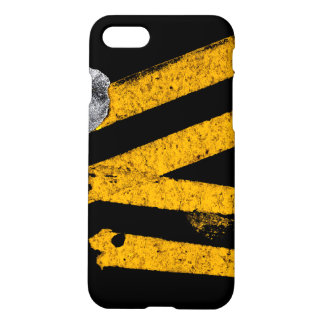 Pavement Road Traffic Marking Lines - Cool - Fun iPhone 8/7 Case
