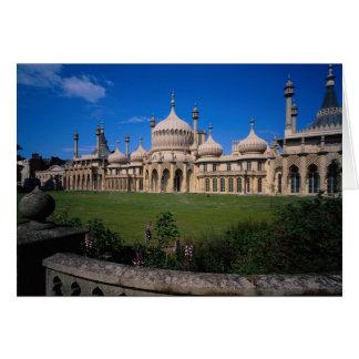 Pavilion, Brighton, Sussex, England, U.K. Card