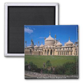 Pavilion, Brighton, Sussex, England, U.K. Magnet