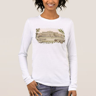 Pavilion of Haarlem, from 'Choix des Monuments, Ed Long Sleeve T-Shirt