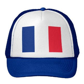 Pavillon de la France  Flag of France Cap