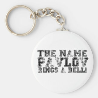 Pavlov Key Ring