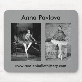 Pavlova Spanish Themed Mousepad