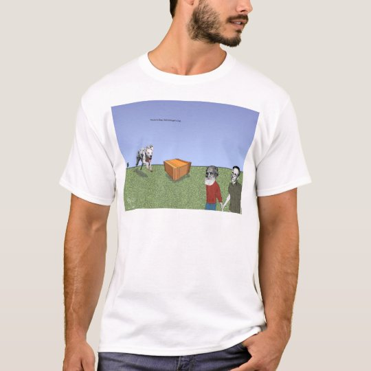 """Pavlov's Dog, Schrödinger's Cat"", 2002 T-Shirt"