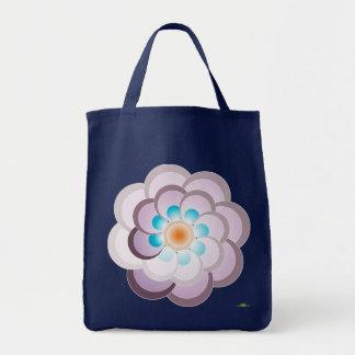 Pavo real lila. Bag