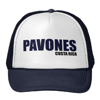 Pavones Costa Rica Surfer Trucker Hat