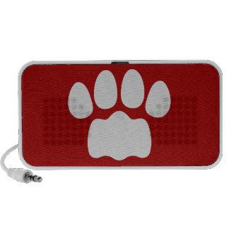 Paw 2 iPod speakers