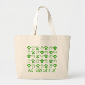 Paw by Paw Australian Cattle Dog Tote Bag