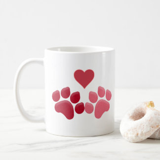 Paw-fect Love Coffee Mug