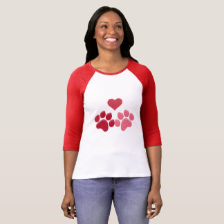 Paw-fect Love T-Shirt