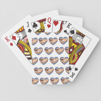 """Paw in Hand"" Playing Cards for Cat-Lovers"