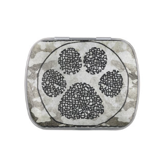 Paw Patch Jelly Belly Tin