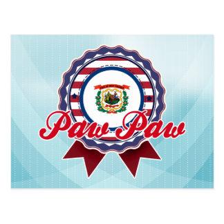 Paw Paw, WV Postcard