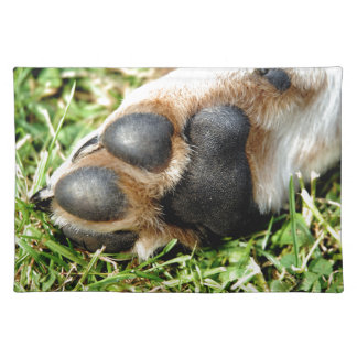 Paw Place Mat